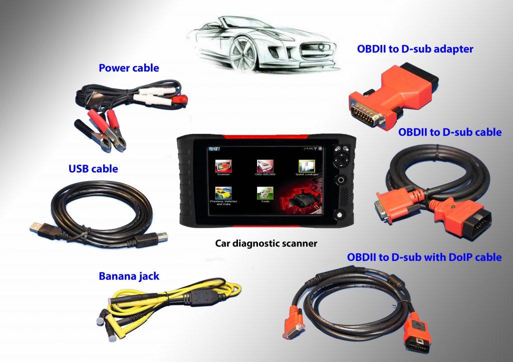Car Diagnostic Cable